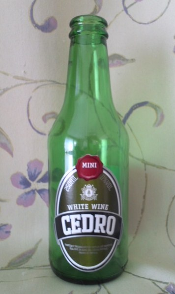 MINI CEDRO WHITE WINE