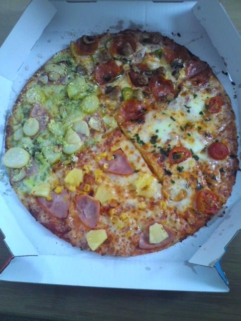 ドミノ・ピザ クワトロ・バリュー