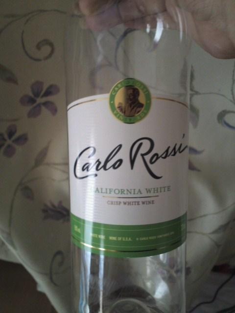 Carlo Rossi CALIFORNIA WHITE(カルロロッシ カリフォルニアホワイト)