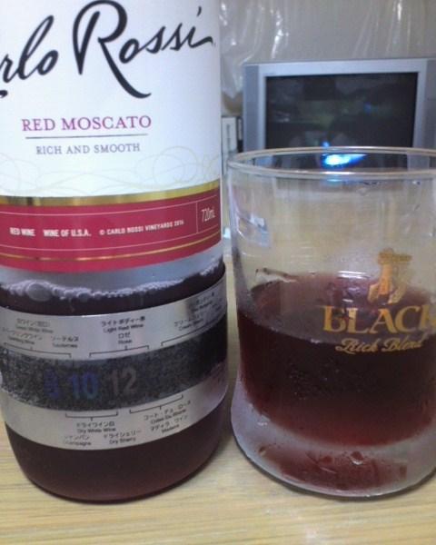 ワイン温度計とカルロロッシ