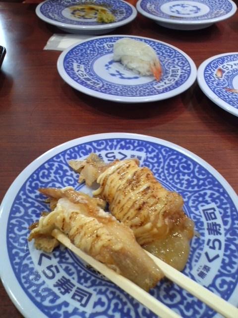 くら寿司 2016年8月