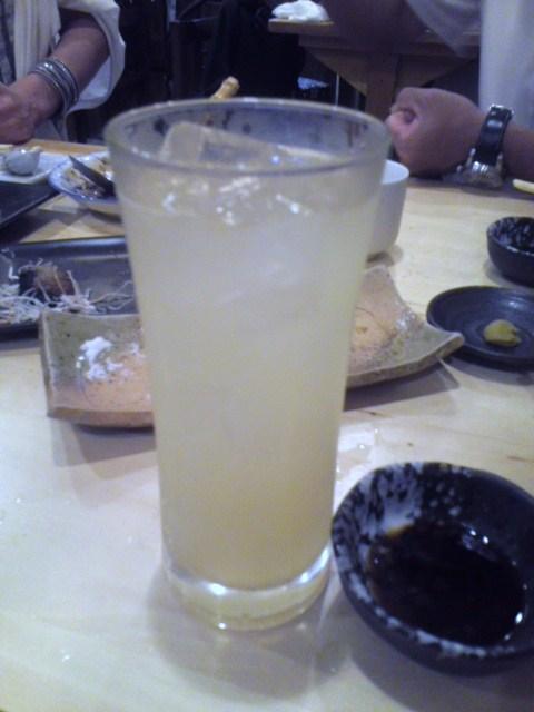 恵比寿 居酒屋佐藤で同窓会