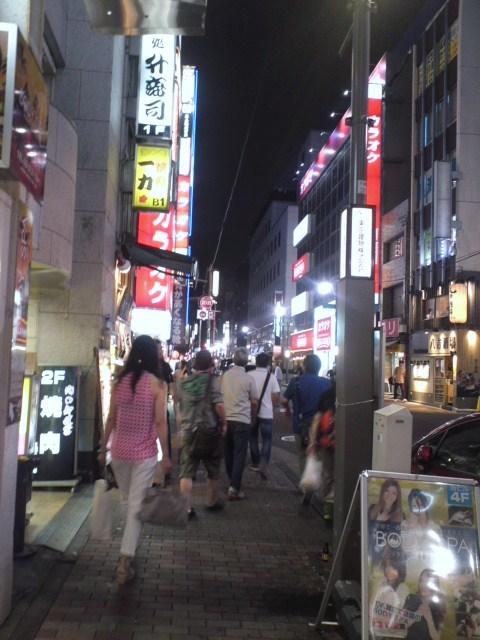 東京(駅周辺)ナイト