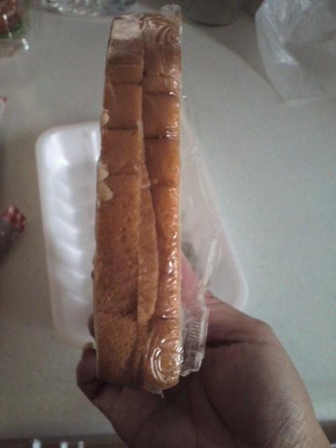 Hot Sandwich(ホットサンド)ミートソース風