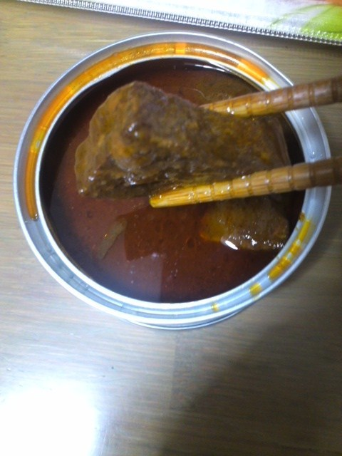明治屋 牛タンのデミグラスソース煮