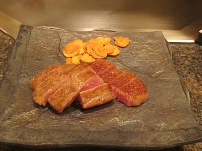 s-仙台牛のフィレと近江牛のサーロイン1