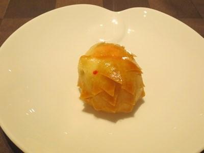 ハリネズミ饅頭1