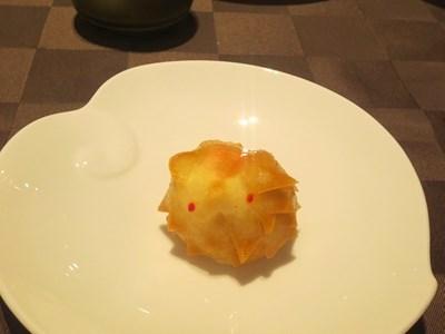 ハリネズミ饅頭2