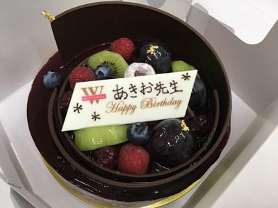 s-誕生日ケーキ