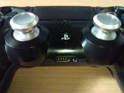 PS4のアナログスティック5