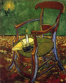 ゴーギャンの椅子