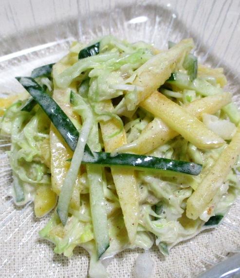 シナモンコールスローサラダ B