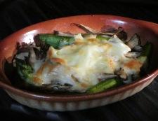 アスパラチーズ 調理④