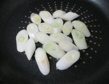 鶏もも肉と白菜のホイコーロー風 調理①