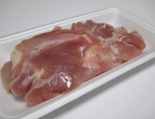 鶏もも肉と白菜のホイコーロー風 材料①