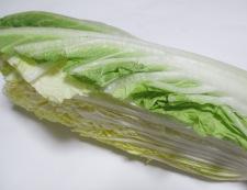 鶏もも肉と白菜のホイコーロー風 材料②
