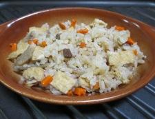 炊き込みご飯のチーズ焼き 調理①