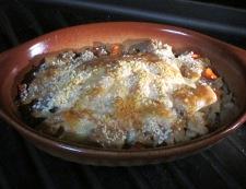炊き込みご飯のチーズ焼き 調理④