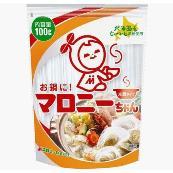 マロニースープ 材料①