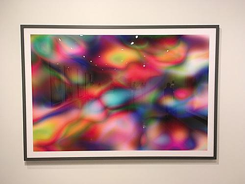 Thomas Ruff,Substrate,「トーマス・ルフ展」,東京国立近代美術館