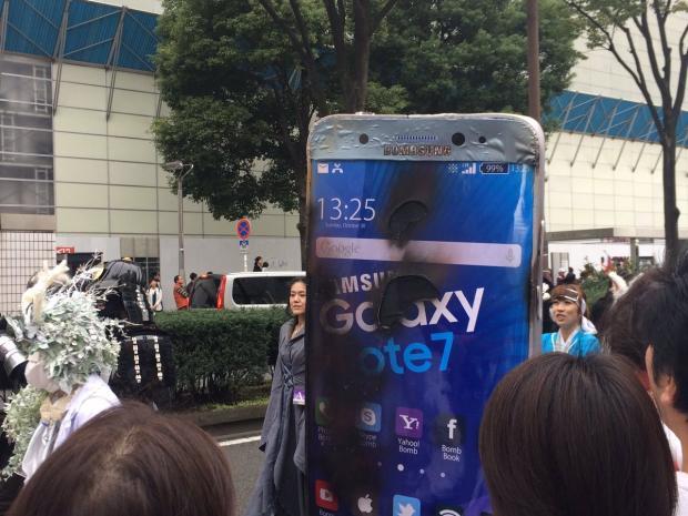 サムスン「Galaxy J5」も爆発--AP報道 [無断転載禁止]©2ch.net YouTube動画>29本 ->画像>24枚
