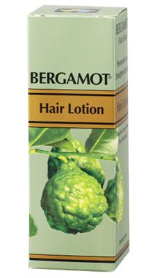 bergamot hair lotion