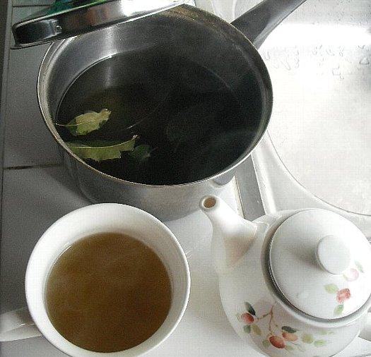 brhami neem tea