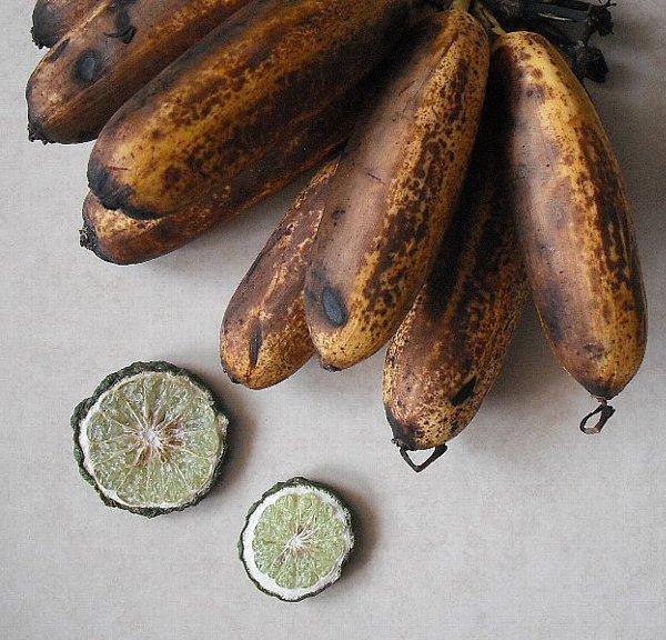 完熟バナナとマクルー