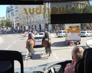 ロンドン馬