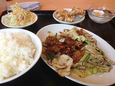 2016 10 7 台湾料理 福千3