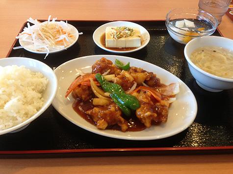 2016 11 7 台湾料理 福千1