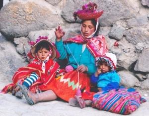 ケチュア族(インカ)