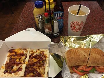 ラスベガス サンドイッチ