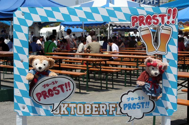 静岡オクトーバーフェスト記念写真 160522 Duffy&ShellieMay