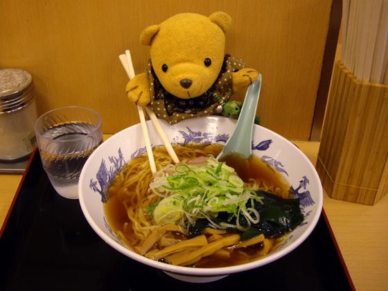 梅もと 新宿西口店 正油ラーメン
