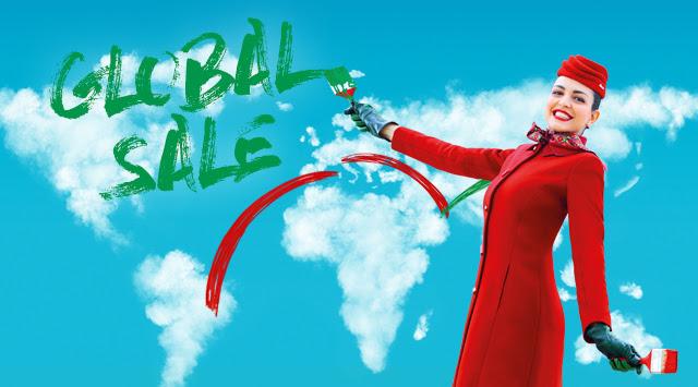 アリタリア航空 グローバルセールスペシャルフェアー購入期限延長 49,510円から