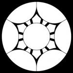 割六つ梅鉢