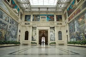 デトロイト美術館内部