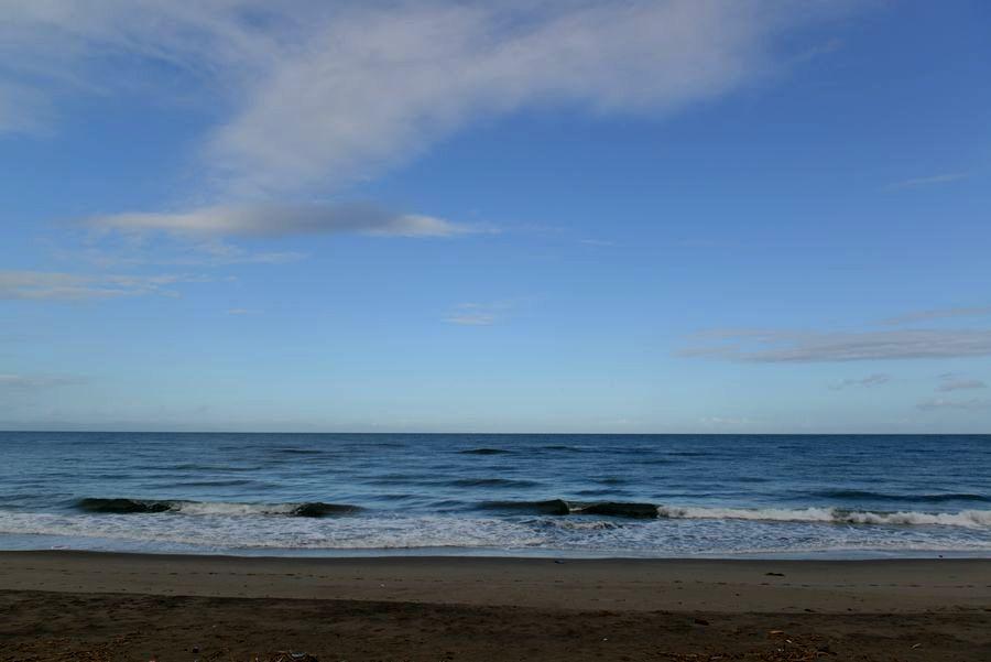 秋の海-1