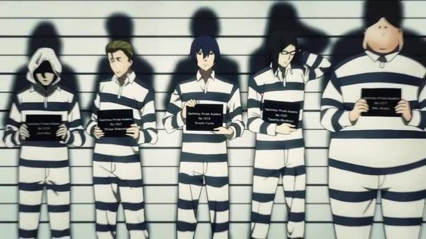 学校 監獄