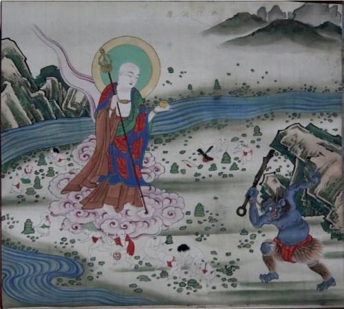 地蔵菩薩 賽の河原