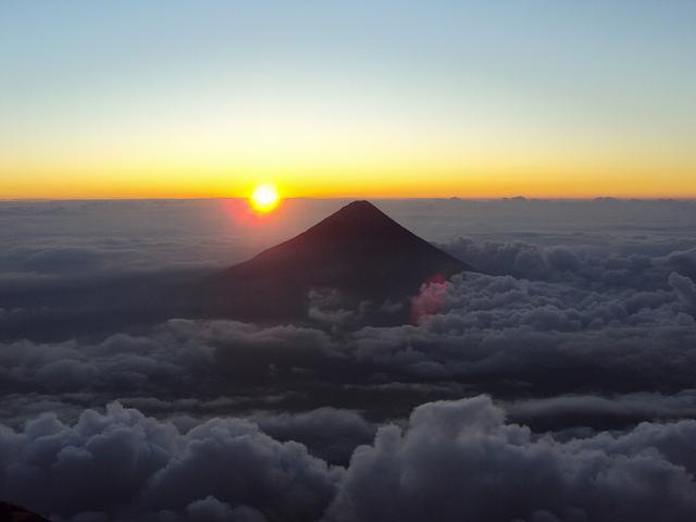 アグア火山