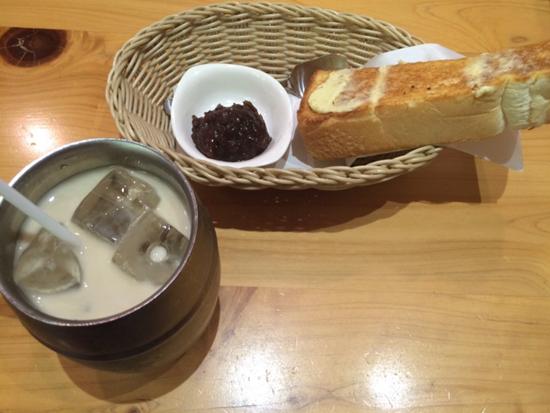 アイルミルクコーヒー