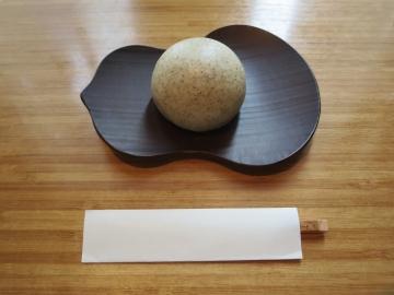 アールグレイ饅頭 411円