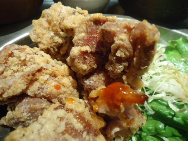 9/14 べじとん・鶏カラ定食