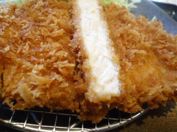 9/29 松乃屋・トンカツ定食&豚汁