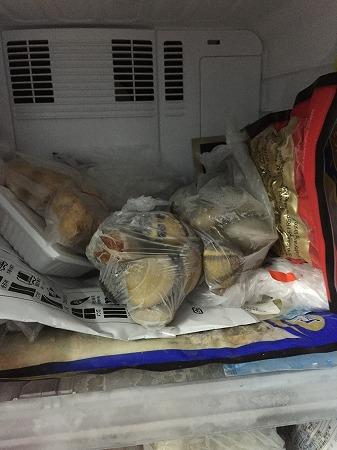 貝の冷凍保存