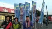 C-PRIDE 開会式前