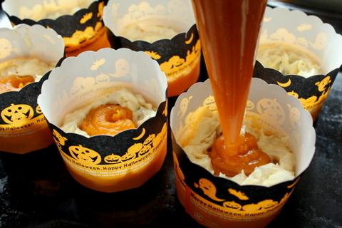 16.10.04かぼちゃのマフィン4