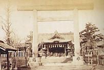 富岡八幡宮明治